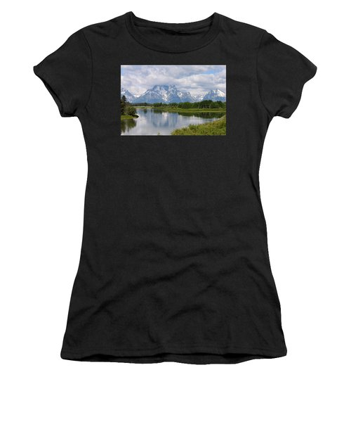 Snow In July Women's T-Shirt