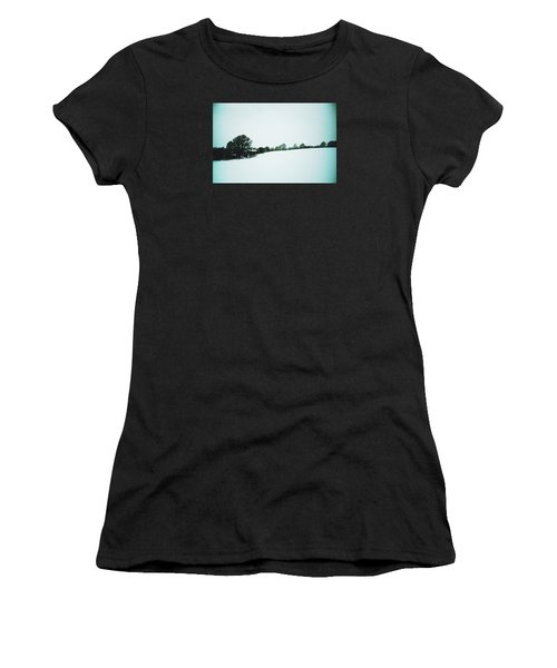 Snow In Sussex Women's T-Shirt (Athletic Fit)