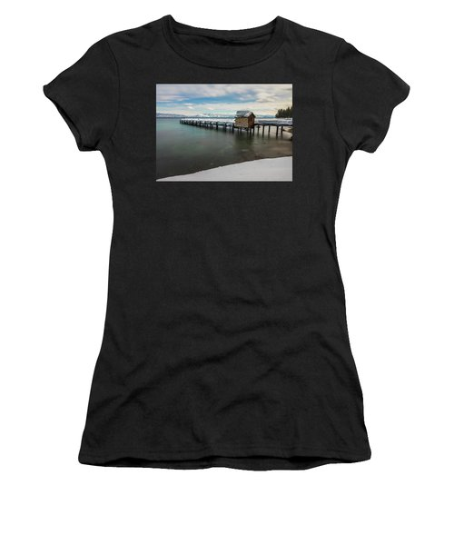 Snow White Pier Women's T-Shirt