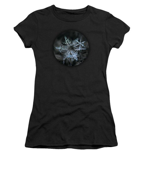 Snowflake Of 19 March 2013 Women's T-Shirt