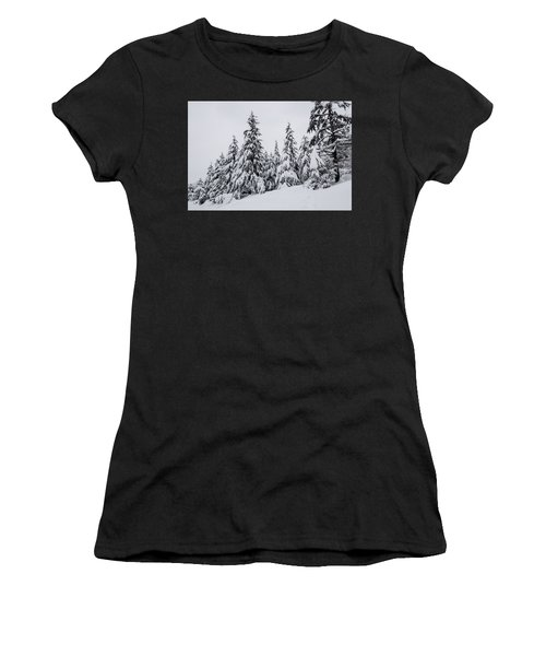Snowy-1 Women's T-Shirt