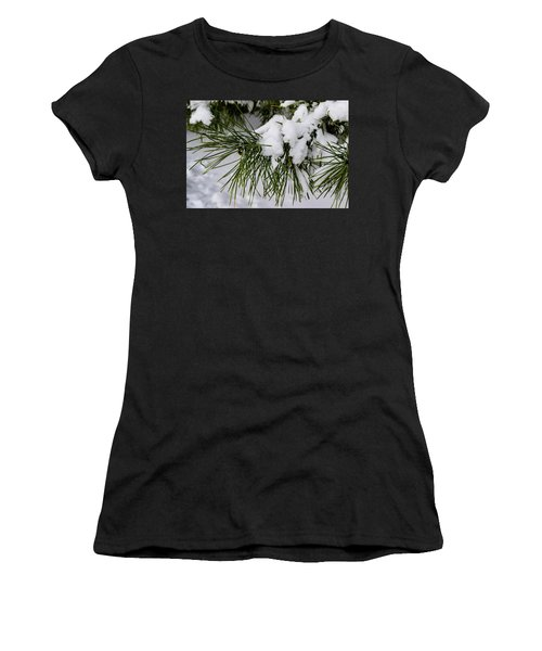 Snowy Branch Women's T-Shirt