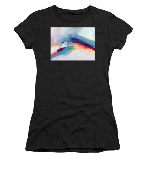 Snowy Mountain Women's T-Shirt