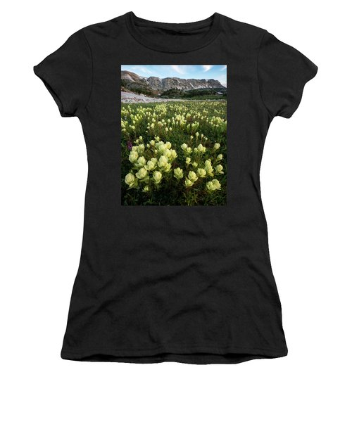 Snowy Range Paintbrush Women's T-Shirt