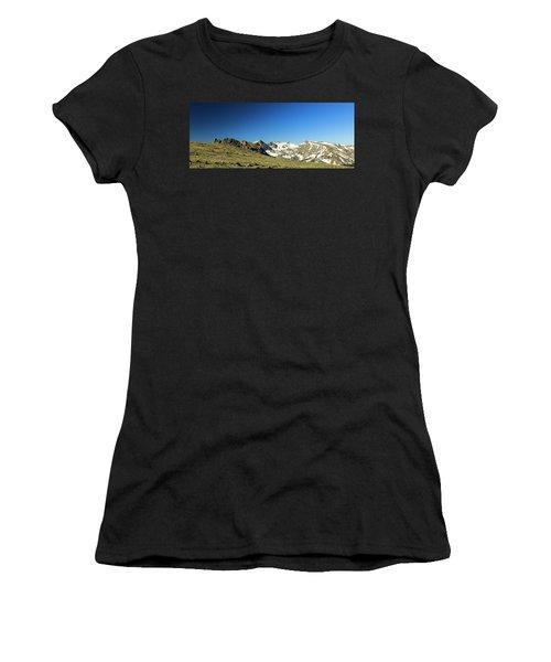 Snowy Top Women's T-Shirt