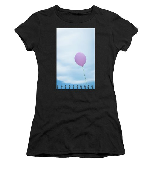 So High Women's T-Shirt (Athletic Fit)