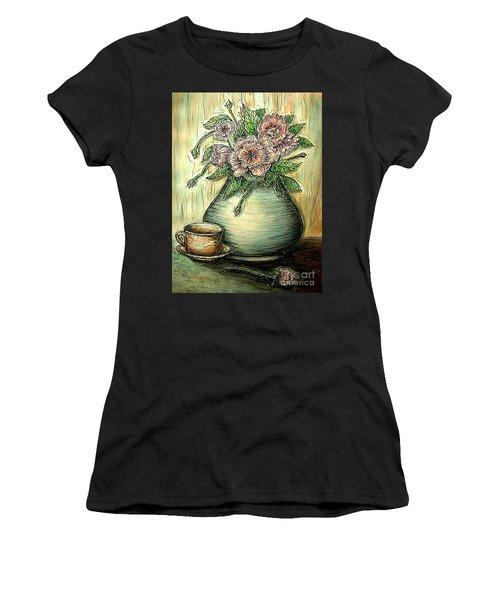 So Serene Women's T-Shirt (Athletic Fit)