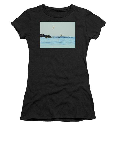 Soaring Seagull Women's T-Shirt