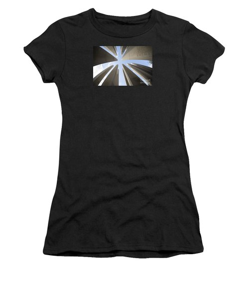 Soaring Words Women's T-Shirt (Athletic Fit)