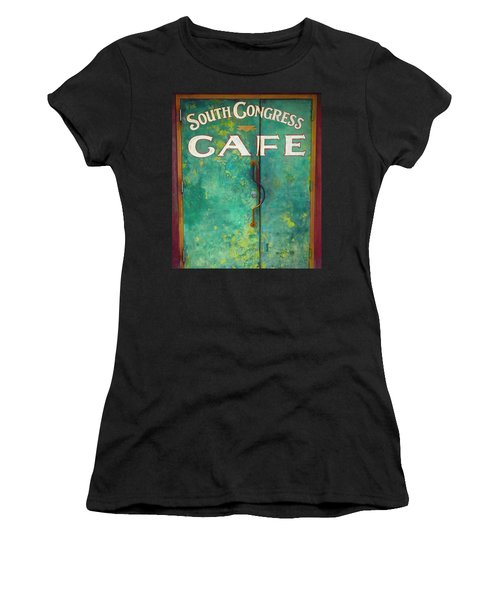 Soco Cafe Doors Women's T-Shirt