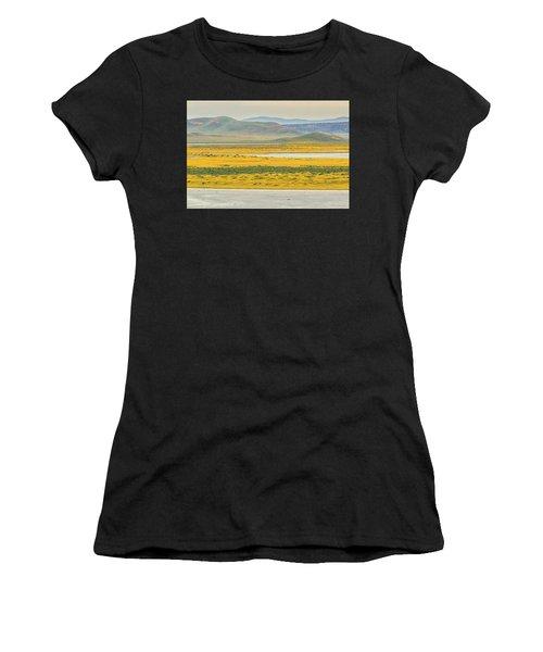 Soda Lake To Caliente Range Women's T-Shirt