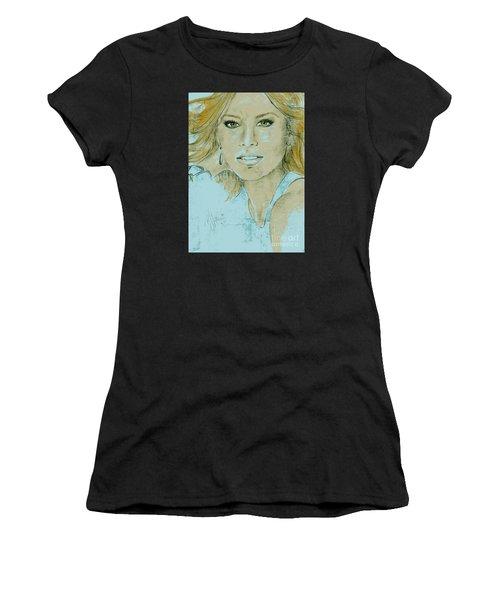 Sofia Vergara Women's T-Shirt (Athletic Fit)