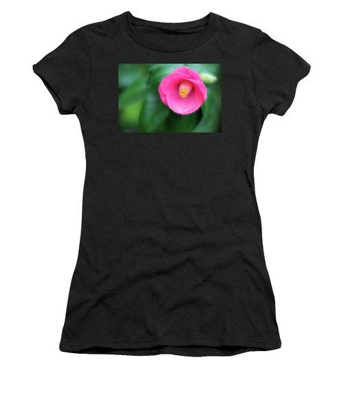 Soft Focus Flower 1 Women's T-Shirt