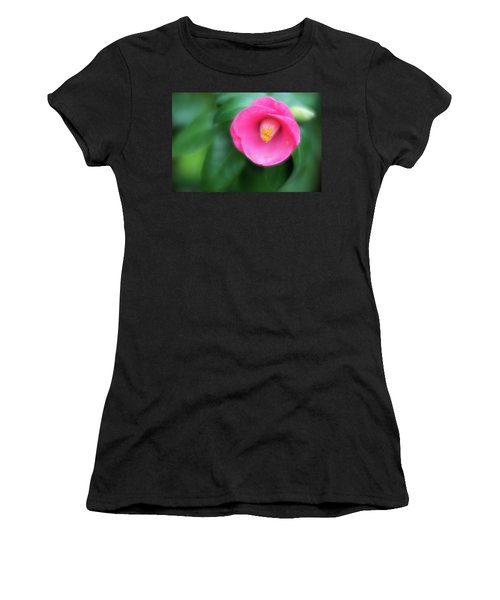 Soft Focus Flower 1 Women's T-Shirt
