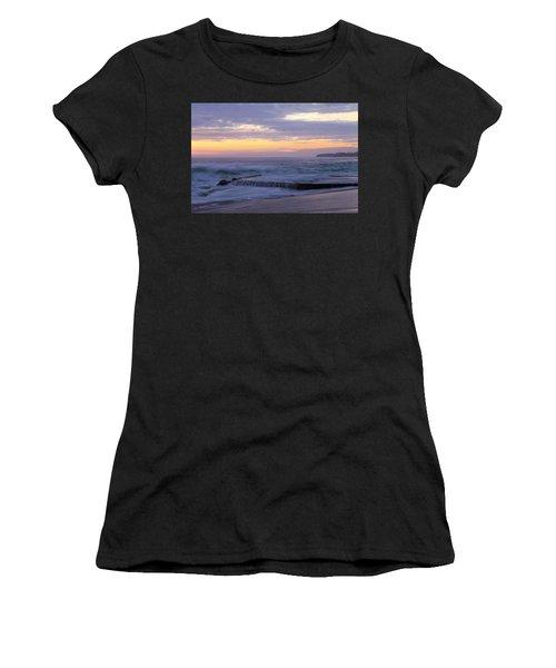 Soft Light On Victoria Beach Women's T-Shirt