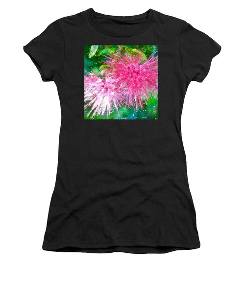 Soft Pink Flower Women's T-Shirt