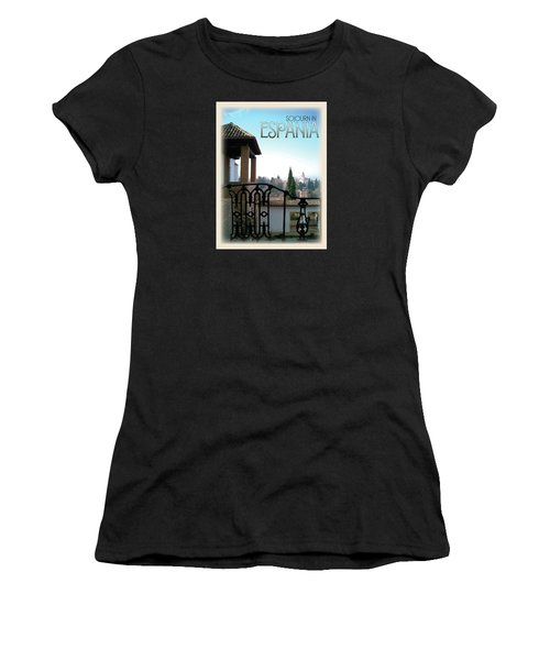 Sojourn In Espania Women's T-Shirt