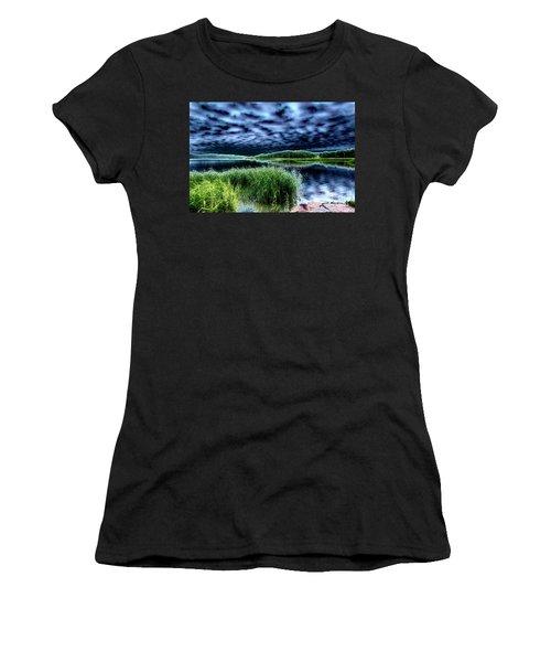 Solarisation4 Women's T-Shirt