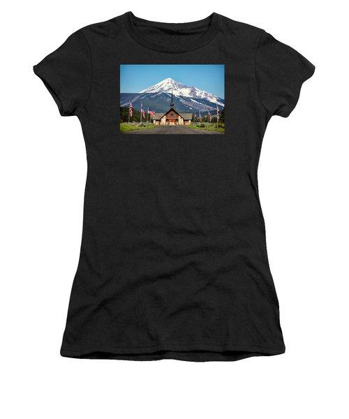 Soldiers Chapel Women's T-Shirt