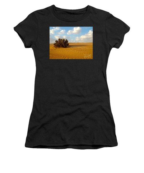 Solitary Shrub Women's T-Shirt