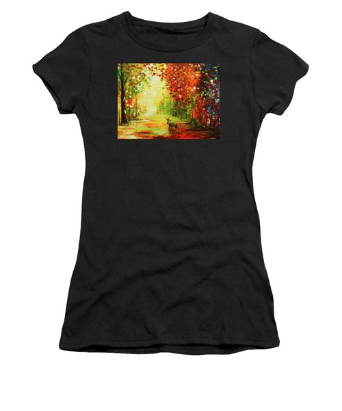 Solo Deer Women's T-Shirt