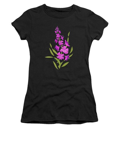 Solo Fireweed Shirt Image Women's T-Shirt (Athletic Fit)