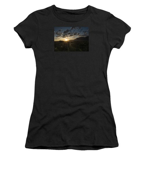 Solstice On The Slope Women's T-Shirt