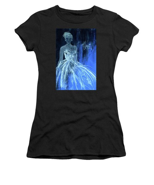 Something Blue Women's T-Shirt (Athletic Fit)