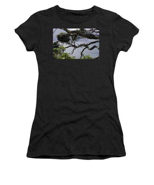 Somewhere Around Whangarei, New Zealand Women's T-Shirt (Athletic Fit)