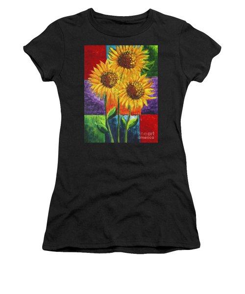 Sonflowers I Women's T-Shirt