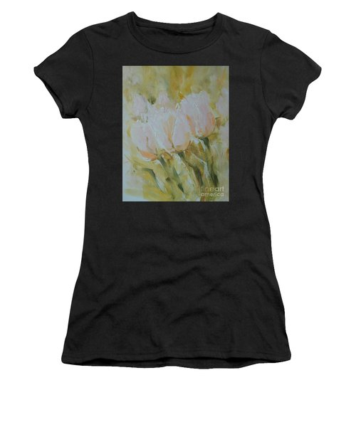 Sonnet To Tulips Women's T-Shirt (Athletic Fit)