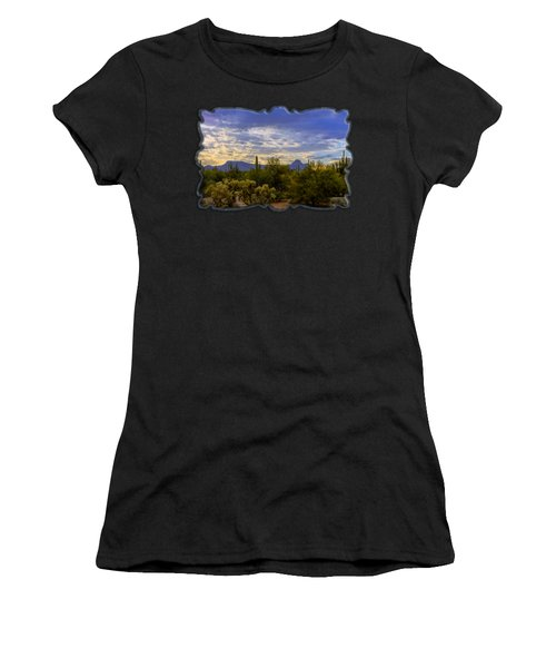 Sonoran Afternoon H07 Women's T-Shirt