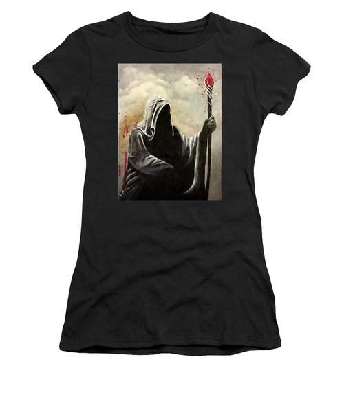 Sorcery Women's T-Shirt (Athletic Fit)