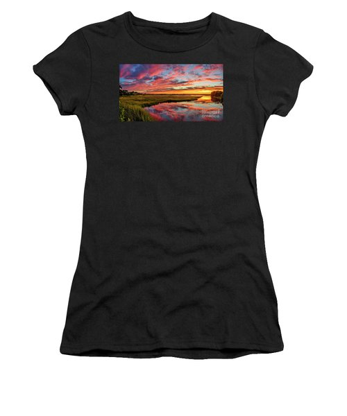 Sound Refections Women's T-Shirt