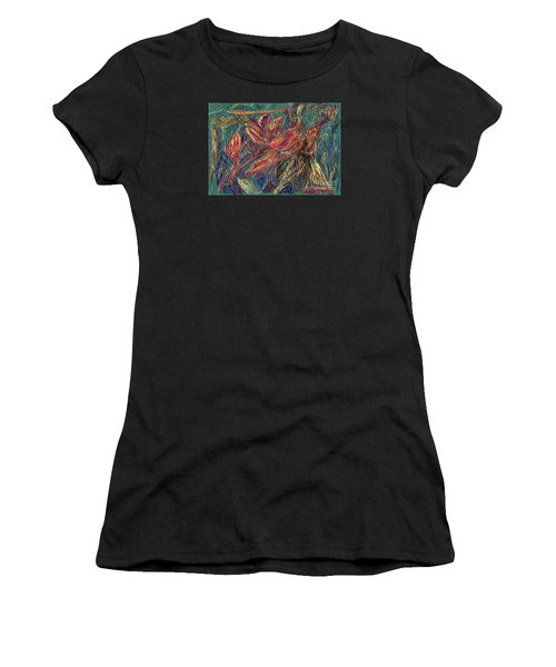 Sounds Of The Forest Women's T-Shirt (Athletic Fit)