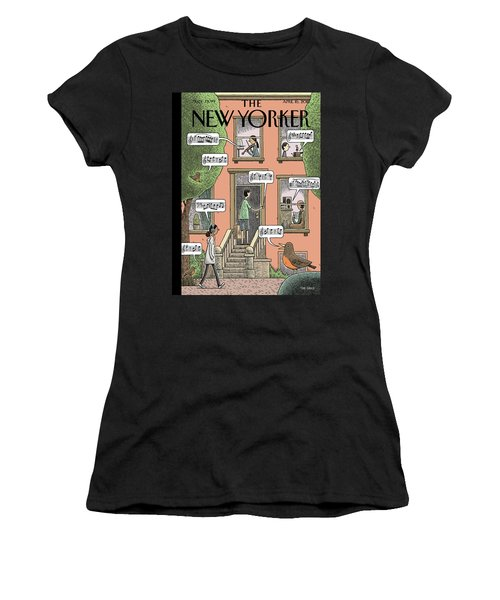 Soundtrack To Spring Women's T-Shirt