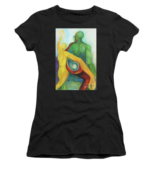 Source Keepers Women's T-Shirt (Athletic Fit)