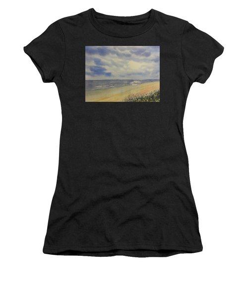 South Beach From The Dunes Women's T-Shirt