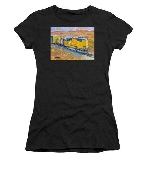 South West Union Pacific Women's T-Shirt (Athletic Fit)