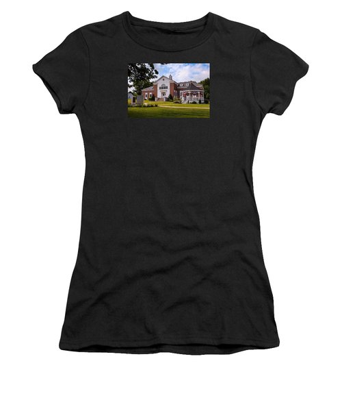 Southampton, Ma Town Hall Women's T-Shirt
