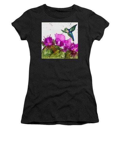 Southwest Scenery  Women's T-Shirt (Athletic Fit)