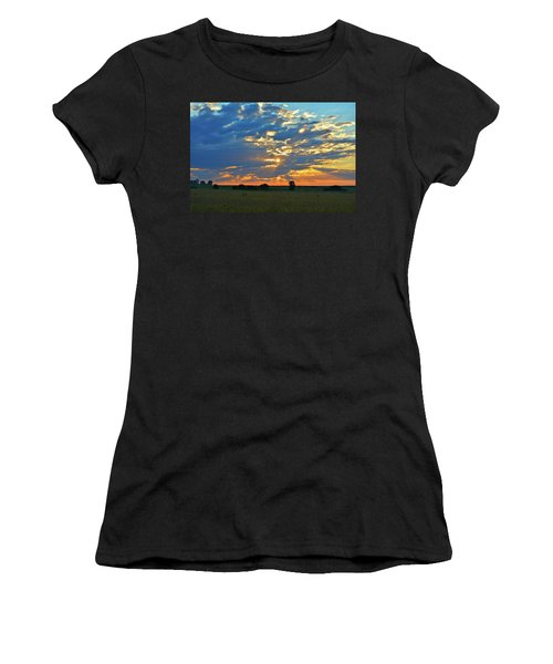 Soybean Sunrise Women's T-Shirt