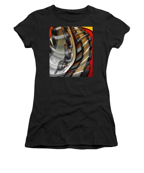 Space Geometry #3 Women's T-Shirt