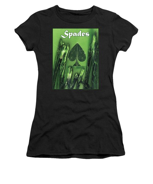 Spades Suit Women's T-Shirt