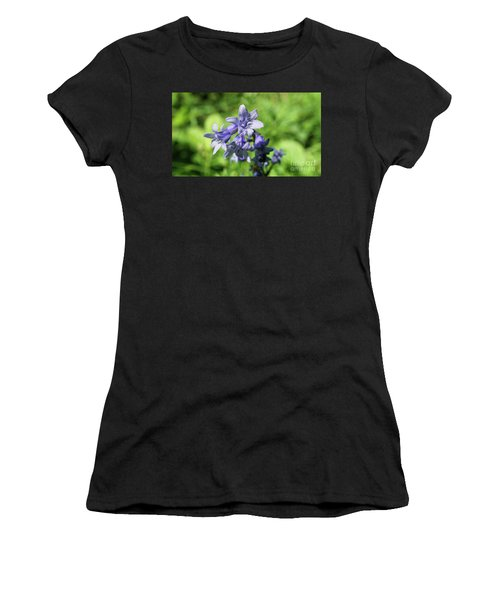 Spanish Bluebell Women's T-Shirt (Athletic Fit)