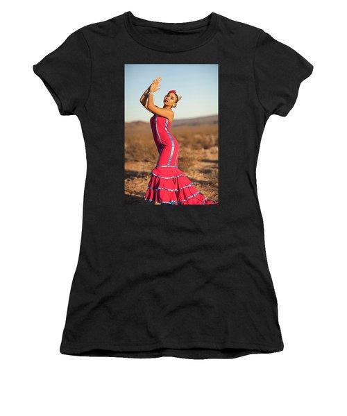 Spanish Dancer Women's T-Shirt