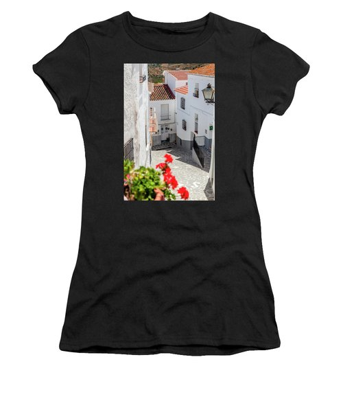Spanish Street 3 Women's T-Shirt (Athletic Fit)