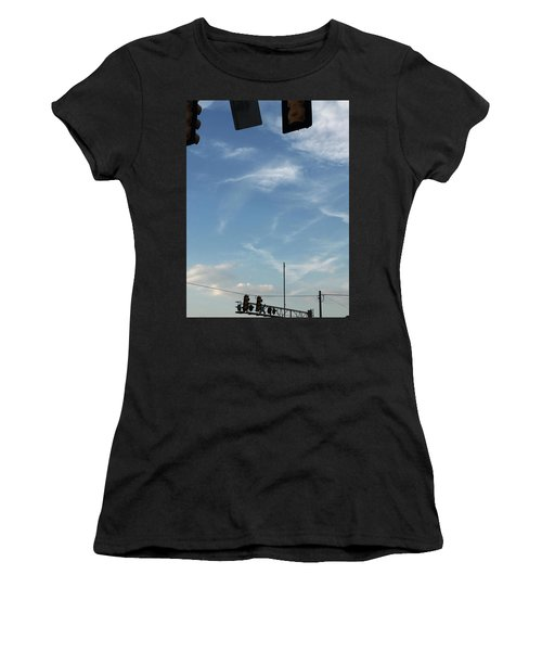 Special Day-hand From Heaven  Women's T-Shirt