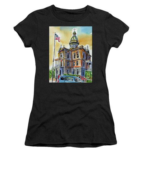 Spectacular Courthouse Women's T-Shirt