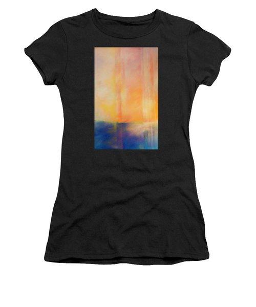 Spectral Sunset Women's T-Shirt